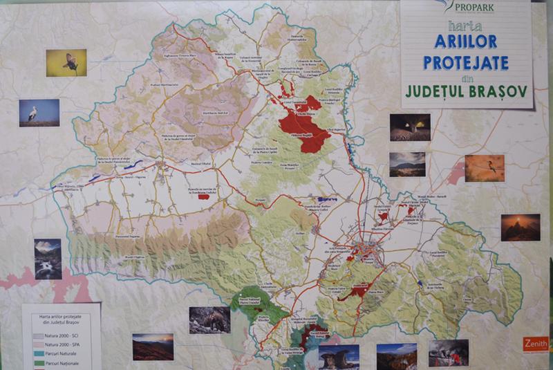 ProPark Fundaţia pentru Arii Protejate – Punctul tău de Informare despre Natură – PIN